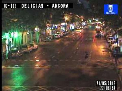 Traffic in Ancora – Delicias
