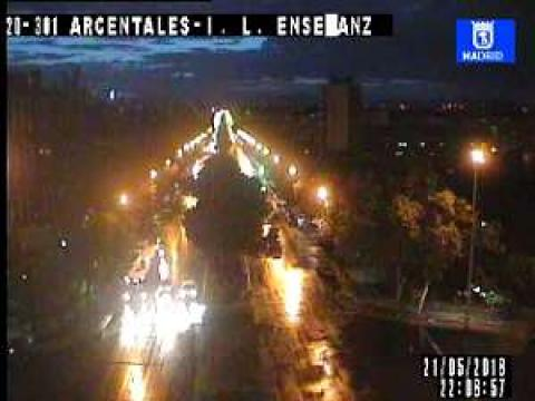Traffic in Arcentales – H. García Noblejas