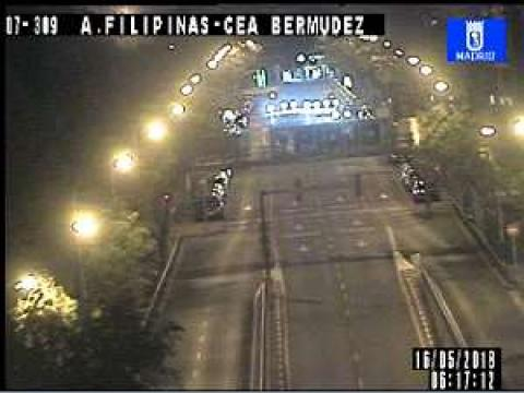Traffic in Avsa. Filipinas – CEA Bermudez