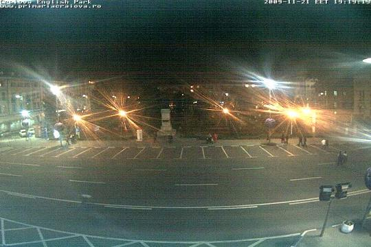 Dolj Webcam, Craiova City Hall