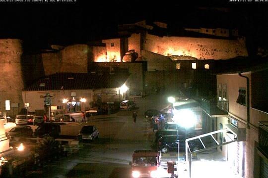Toscana Webcam, Giglio Island Castle